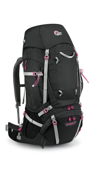 Lowe Alpine Diran ND 55:65 Backpack Women anthracite